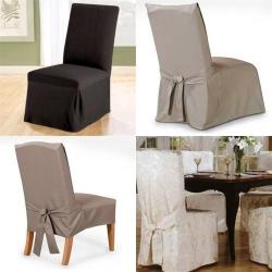 Чехлы для мебели - освежаем интерьер