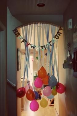 Как сделать подруге сюрприз ко дню рождения 823
