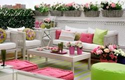 Как украсить интерьер своего дома цветами – Секреты Флористов