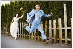 Ты женился?)